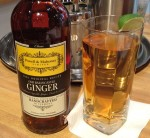 Photo-Ginger syrup