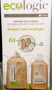 Photo-pkg fibre bottle