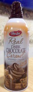 Photo-Choc Whip Cream