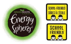 Energy Spheres logos