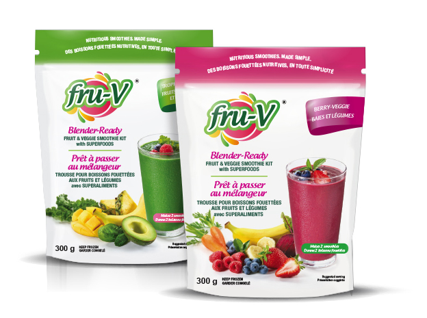 Fru-V packaging