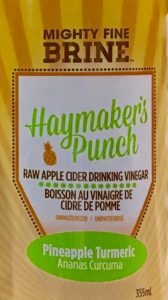 CHFA Haymakers Punch