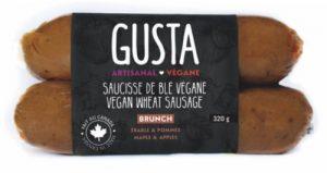 CHFA vegan sausage