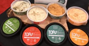 Grocery Innovations tofu dips