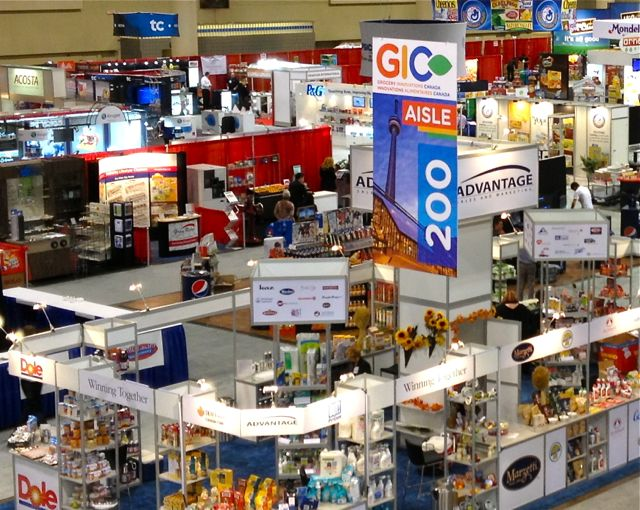 Trade shows 11 ways to get the biggest bang for your buck for Largest craft shows in the us