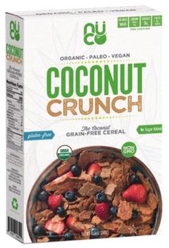 CHFA coconut cereal