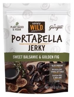 CHFA portabella jerky