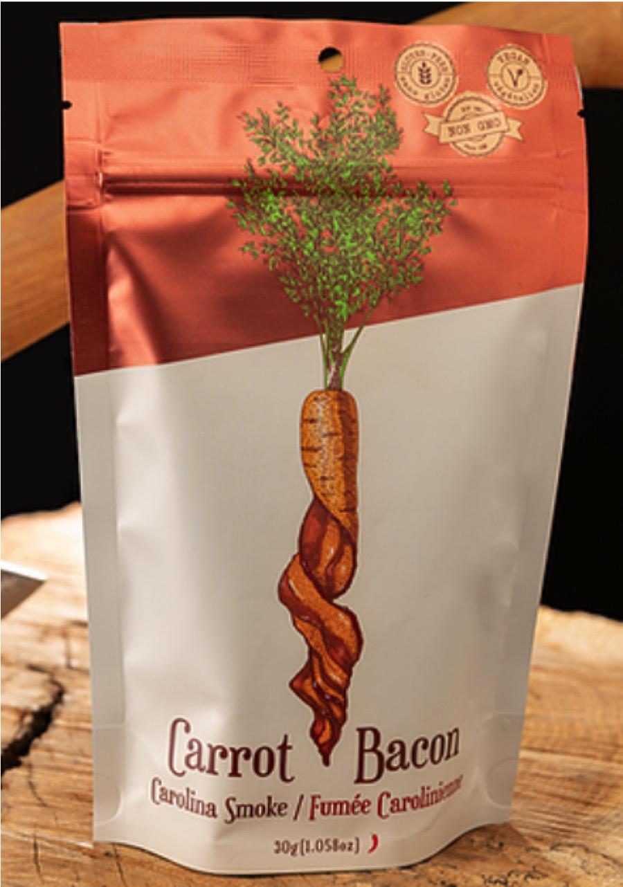 CHFA NEXT carrot bacon