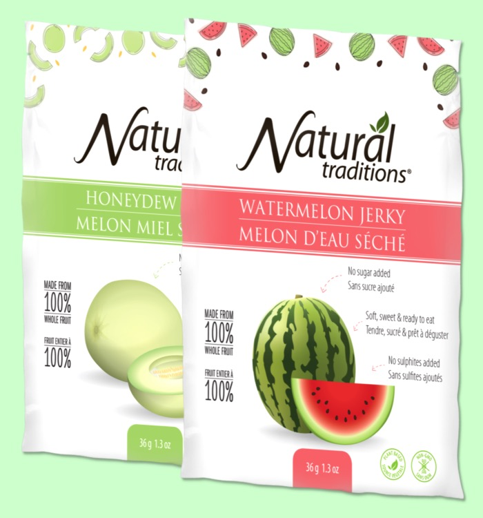 CHFA Connect Watermelon Jerky